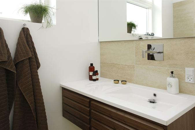 Et af 3 badeværelser