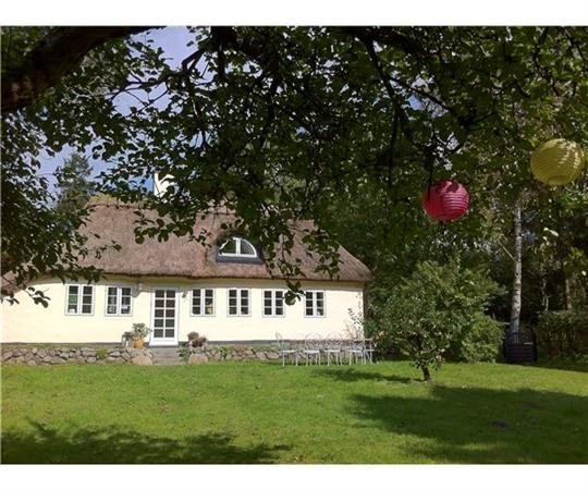 Sommerhus til 6 personer ved Aarup