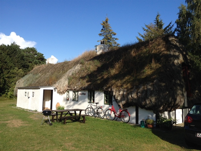 Sommerhus til 9 personer ved Læsø