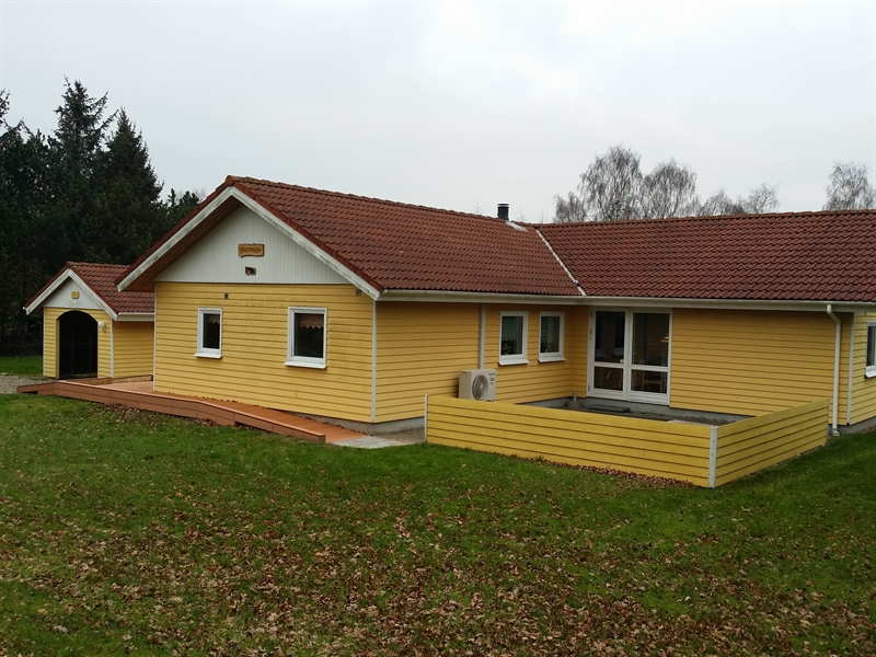 Sommerhus til 10 personer ved Louns