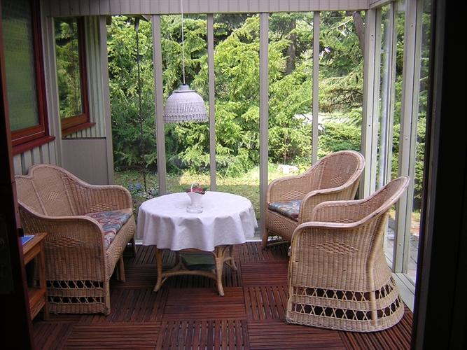 Sommerhus til 6 personer ved Truust
