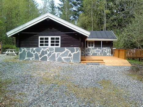 Sommerhus til 6 personer ved Aars