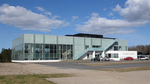 Lübker Square med badeland, spa og wellness, fitnesscenter og cafe.
