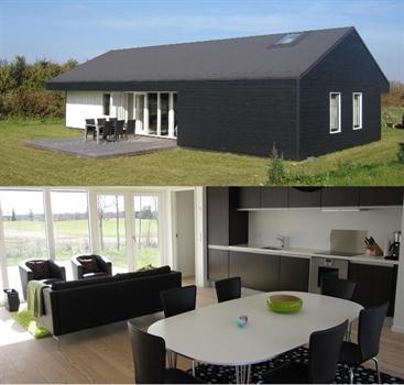 Sommerhus til 8 personer ved Nimtofte