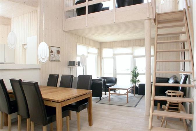 Sommerhus til 8 personer ved Nab, Fåborg