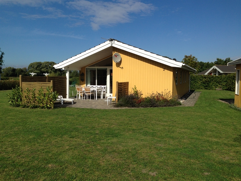 Sommerhus til 6 personer ved Bisserup