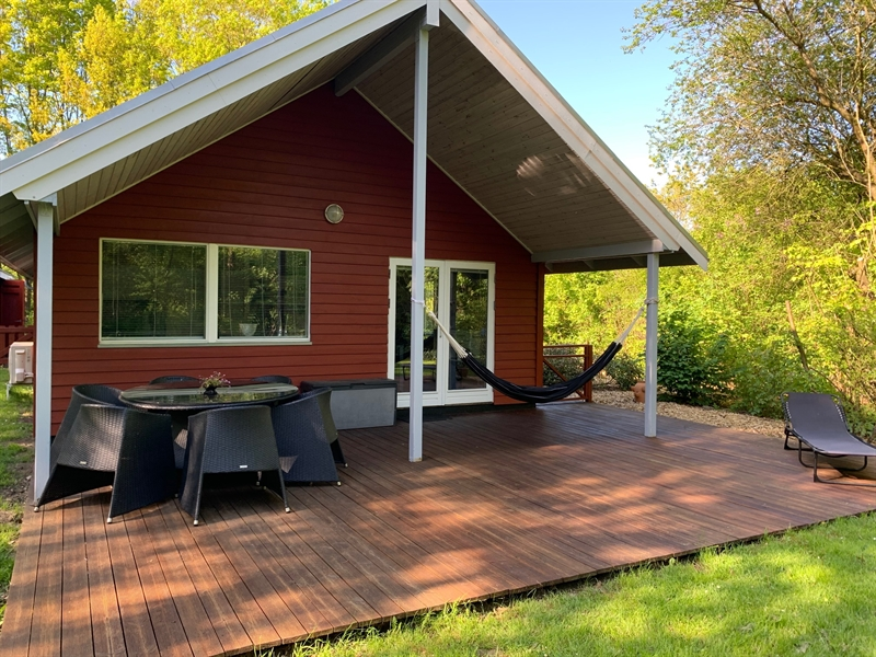 Sommerhus til 6 personer ved Arrild-ferieby