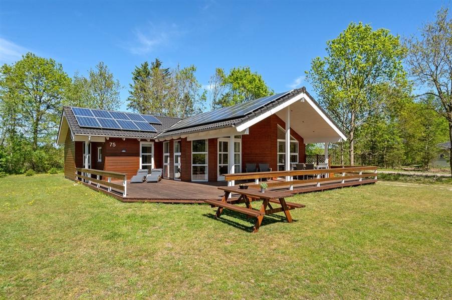 Sommerhus til 8 personer ved Arrild-ferieby
