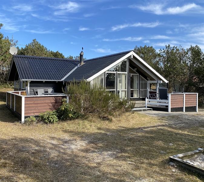 Sommerhus til 6 personer ved Bjerregård