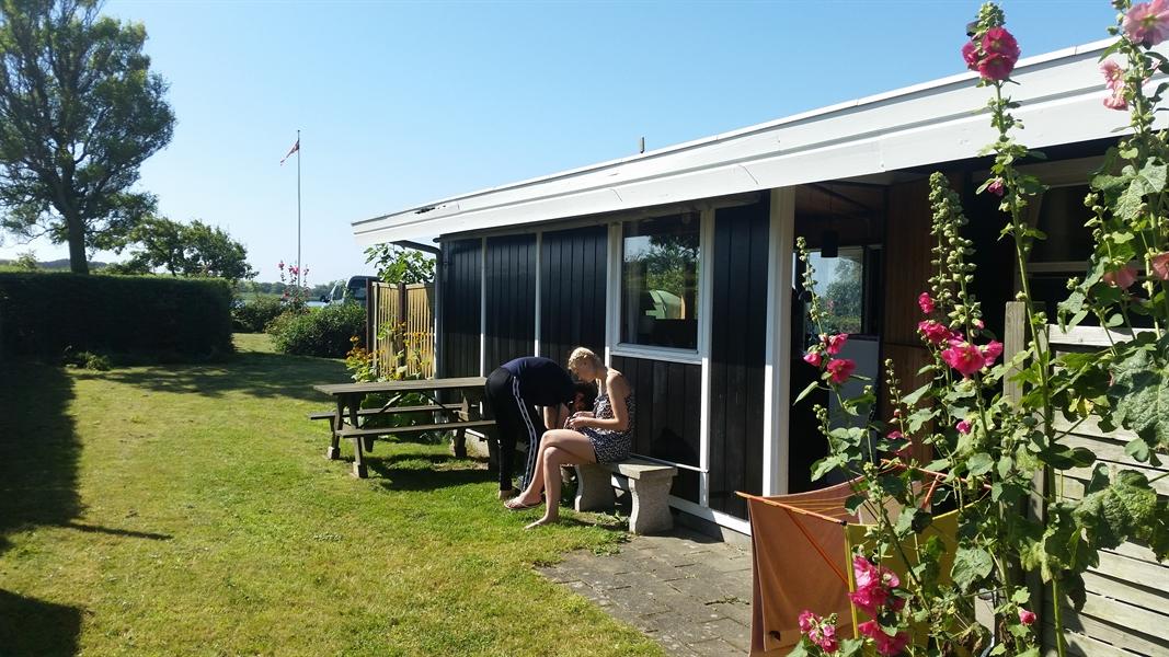 Sommerhus til 6 personer ved Dyreborg