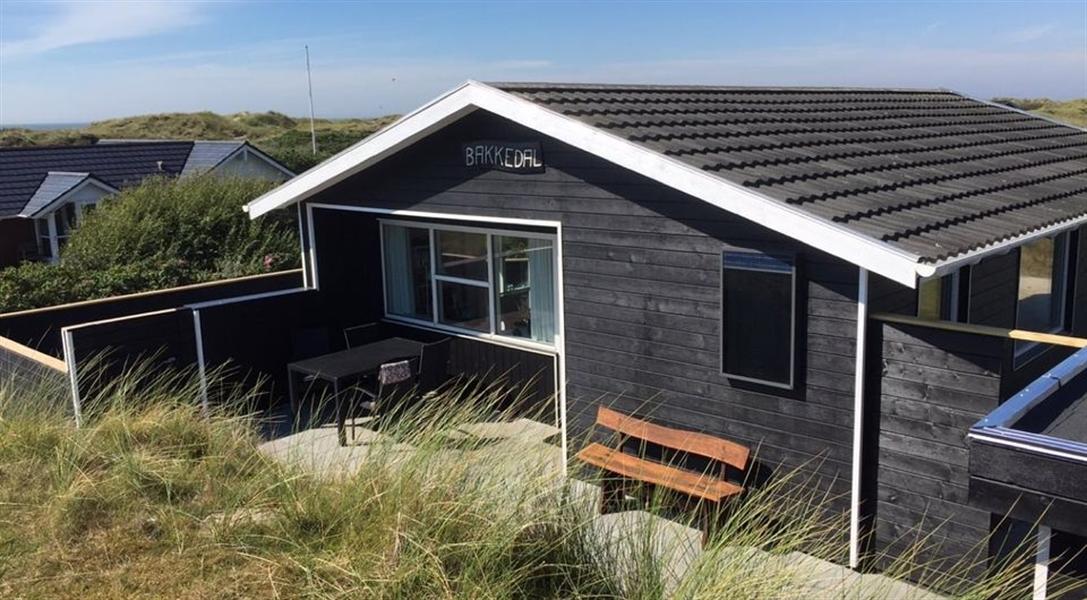 Sommerhus til 5 personer ved Fanø, Rindby Strand