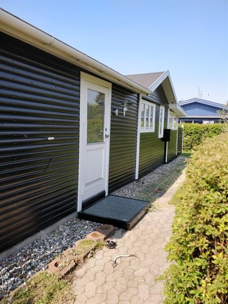 Sommerhus til 4 personer ved Hummingen