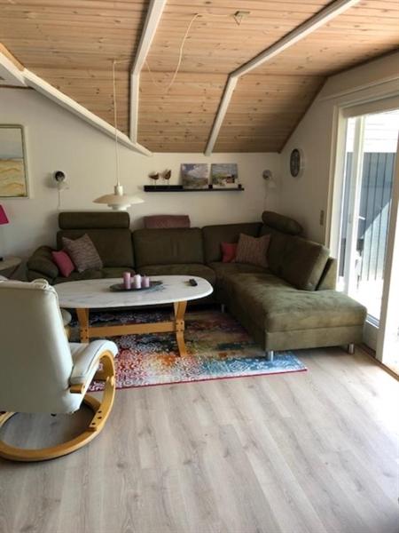 Sommerhus til 8 personer ved Jegum Ferieland