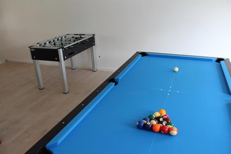 Pool og fussball