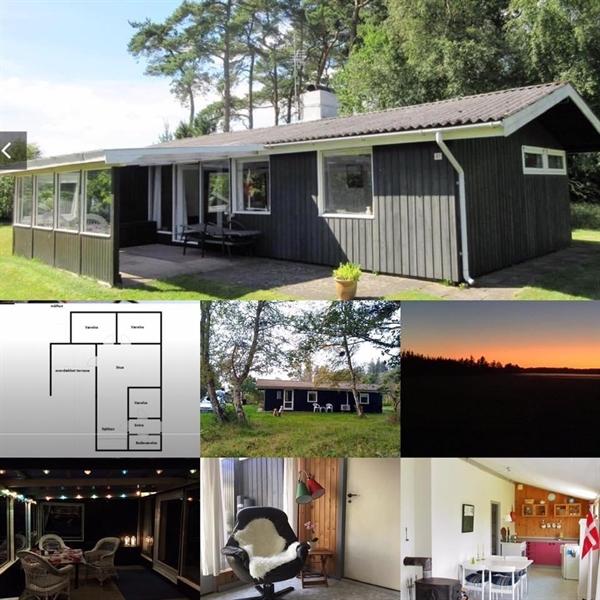 Sommerhus til 5 personer ved Øster Hurup