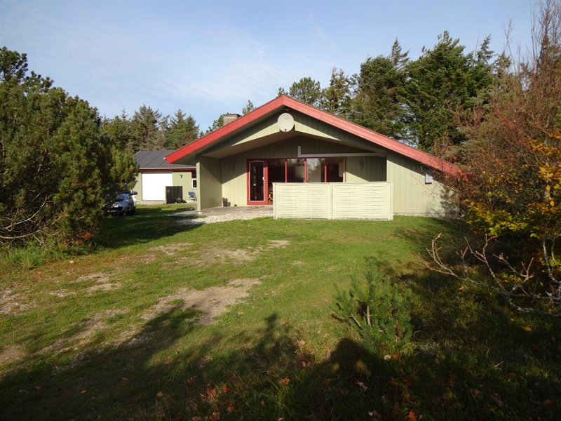 Sommerhus til 10 personer ved Saltum