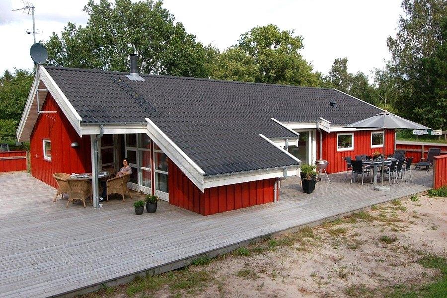 Sommerhus til 8 personer ved Sømarken