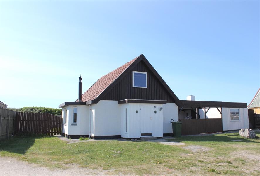 Sommerhus til 7 personer ved Thyborøn