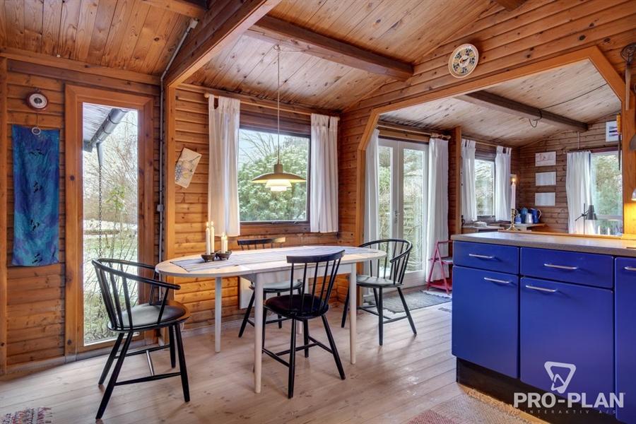Sommerhus til 6 personer ved Tisvilde