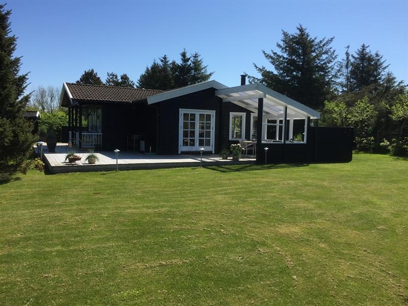 Sommerhus til 6 personer ved Tornby