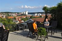 Feriebolig til 16 personer ved Svendborg
