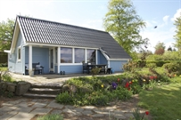 Feriehytte til 6 personer ved Søby Ærø
