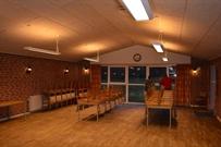 Feriehytte til 50 personer ved Silkeborg