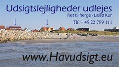 Ferielejlighed til 6 personer ved Læsø