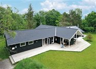 Sommerhus til 20 personer ved Hummingen