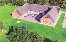 Sommerhus til 24 personer ved Vester Husby