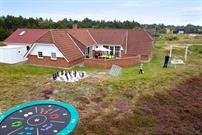 Sommerhus til 16 personer ved Fanø