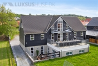 Sommerhus til 24 personer ved Ebeltoft