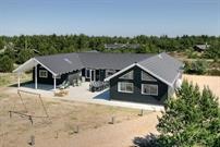 Sommerhus til 22 personer ved Blåvand