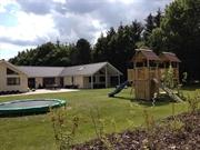 Sommerhus til 24 personer ved Fjellerup