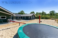 Sommerhus til 16 personer ved Blåvand, Ho
