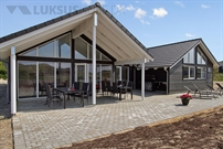 Sommerhus til 20 personer ved Hvide Sande