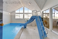 Sommerhus til 18 personer ved Henne Strand
