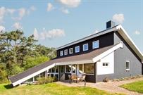 Sommerhus til 20 personer ved Glyngøre