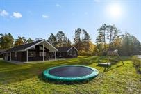 Sommerhus til 20 personer ved Asserbo