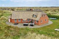Sommerhus til 11 personer ved Blåvand