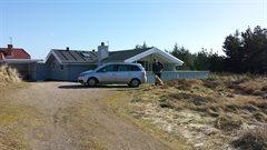 Sommerhus til 7 personer ved Blåvand