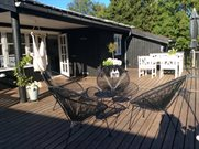 Sommerhus til 4 personer ved Hals