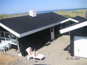 Sommerhus med havudsigt ved Løkken