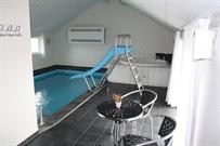 Poolhus til 14 personer ved Marielyst