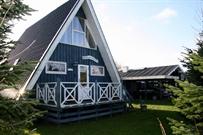 Sommerhus med havudsigt ved Skovmose