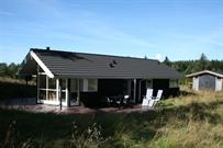 Sommerhus til 6 personer ved Fjerritslev