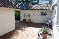 Sommerhus til 8 personer ved Hornbæk