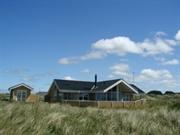 Sommerhus til 6 personer ved Nørlev Strand