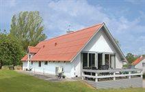 Sommerhus til 10 personer ved Helgenæs