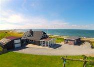 Sommerhus til 8 personer ved Helligsø